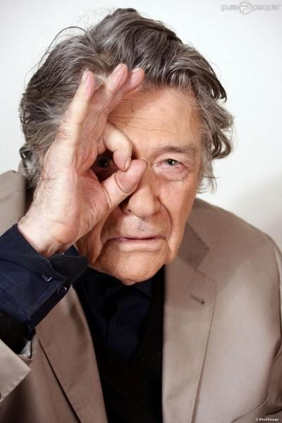 Jean-Pierre Mocky au Clap Ciné !
