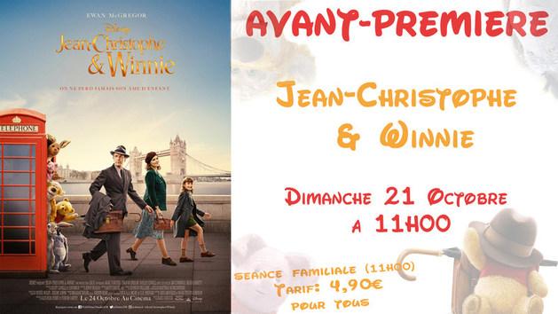 "Avant-première ""Jean-christophe & Winnie """