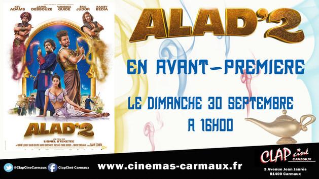 Avant-première: Alad'2