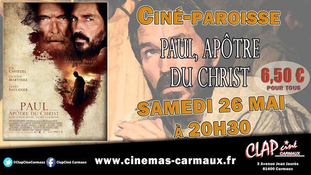 Ciné-Paroisse : Paul, l'apôtre du christ