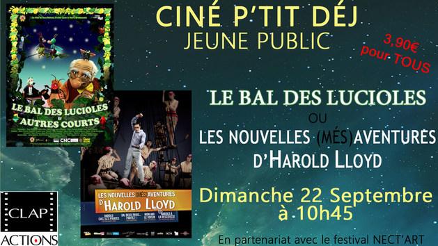 Ciné P'tit Déj Jeune public