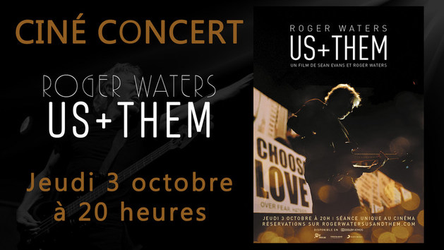 Concert Rogers Waters US+THEM