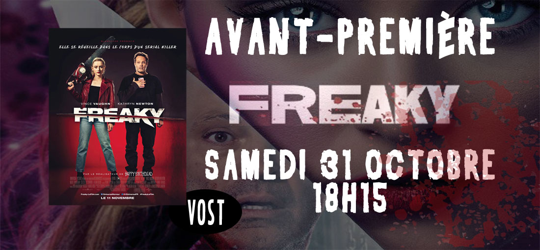 Photo du film Freaky