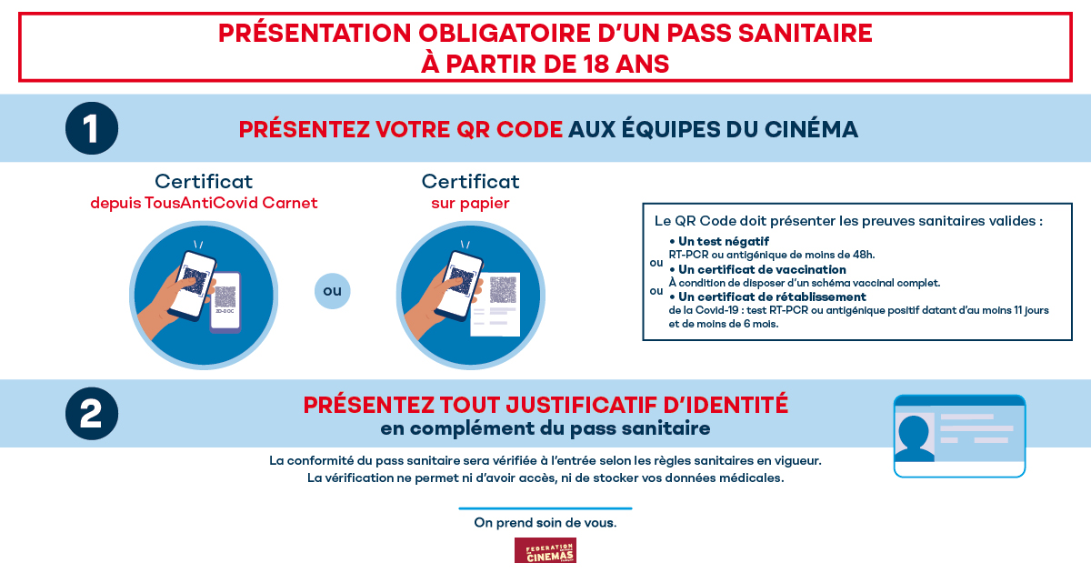 FNCF pass sanitaire